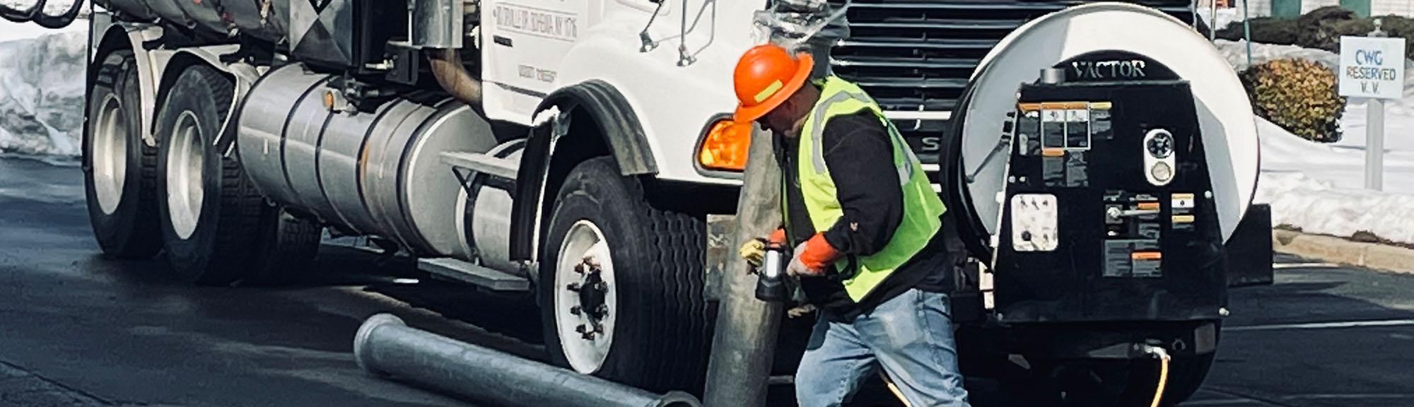 storm drain maintenance